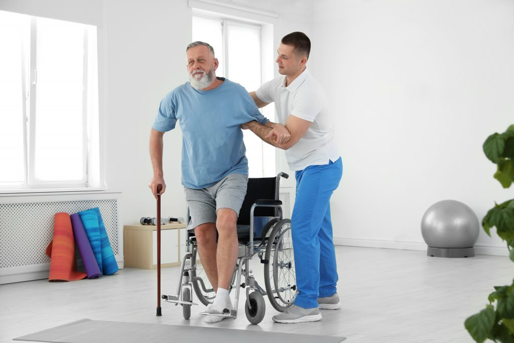 Stroke, spinal injury, neurological physiotherapy, balance