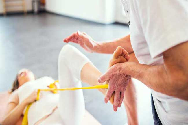 Physiotherapy Treatment